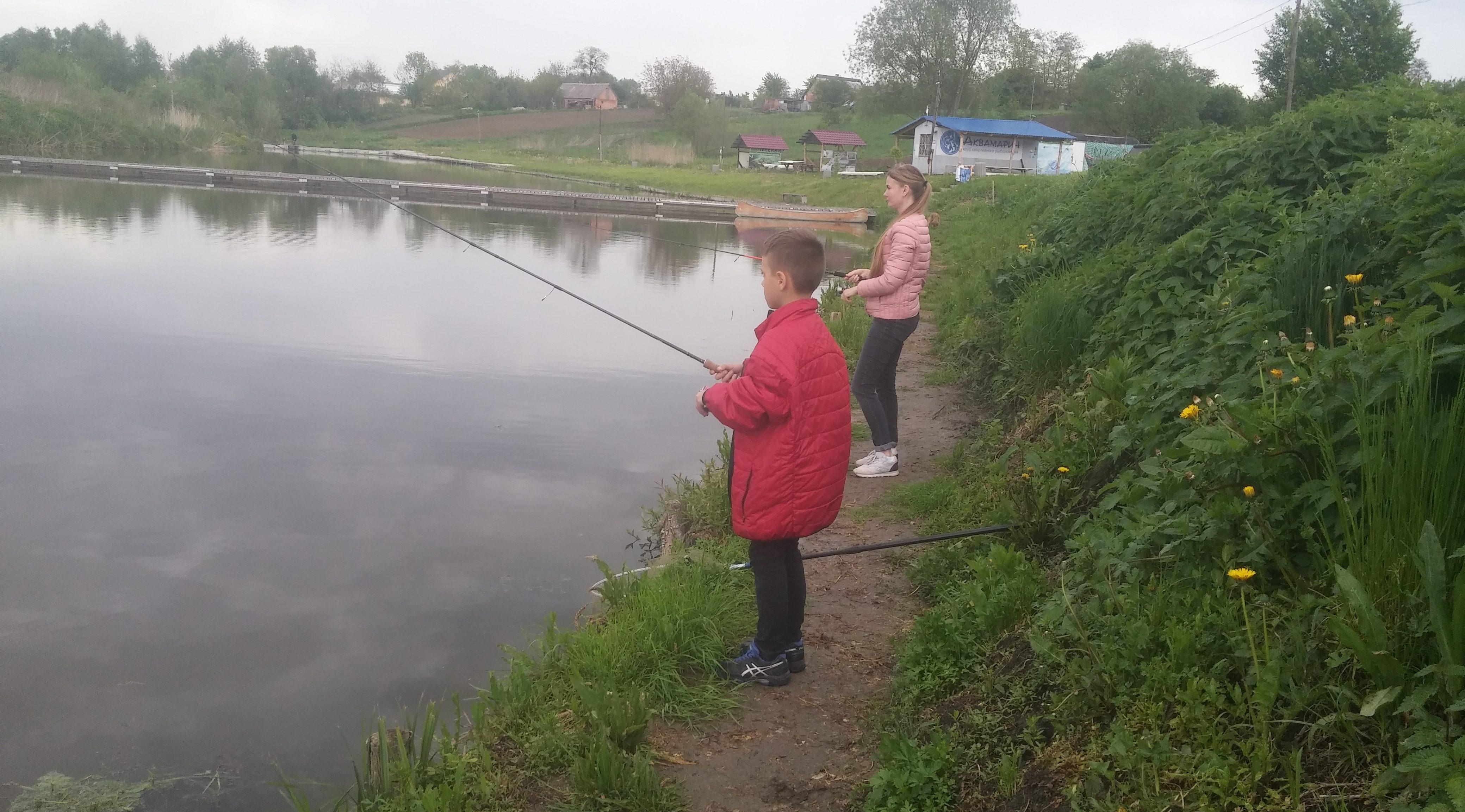 Аквамарин. Часть вторая. Семейная рыбалка, ловля щуки.