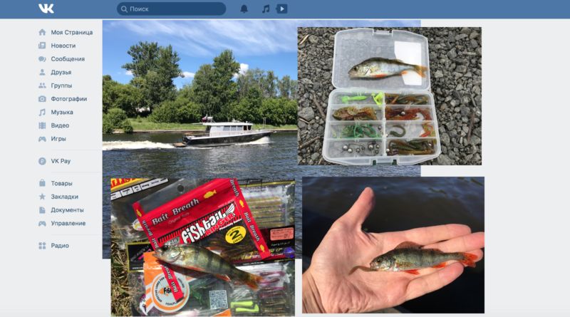 Золотая Рыбка — «Накануне». Обзор социальных сетей.
