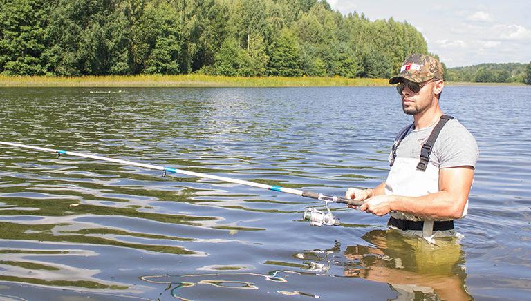 Сезонное назначение экипировки FORTMEN для рыбалки, охоты и активного отдыха