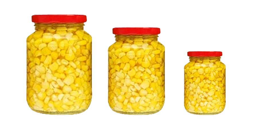 Консервированная кукуруза своими руками